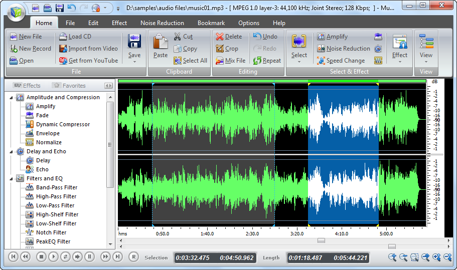 free music editor software for windows 7