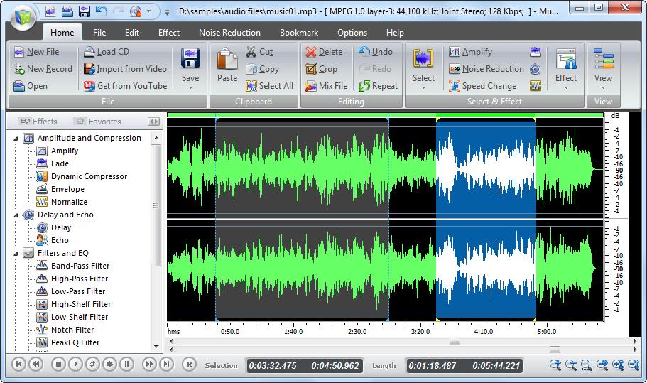 Music Editor Free Music Editor Software Free Audio Editor Software