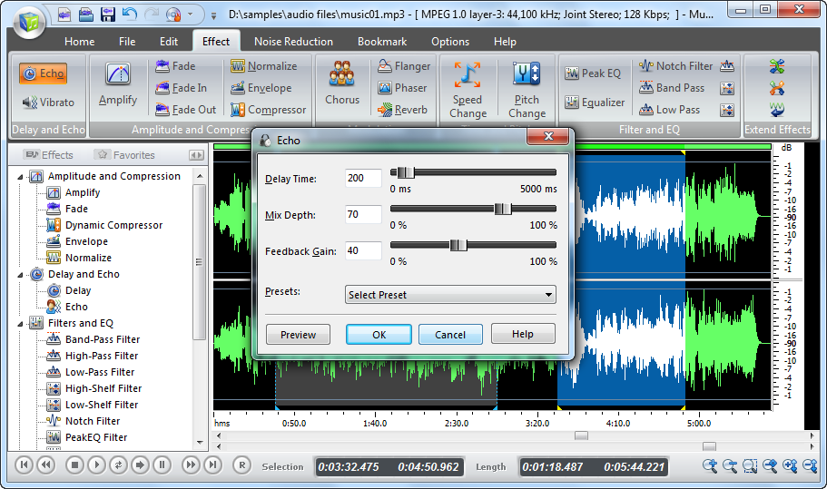 free mp3 editing software for windows 8