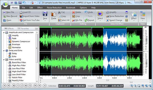 Load the Audio File