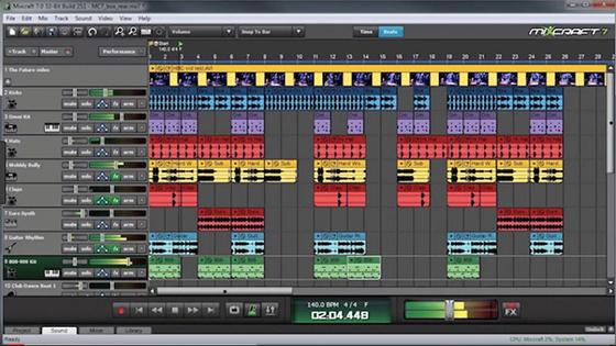 Acoustica Mixcraft Audio Editor